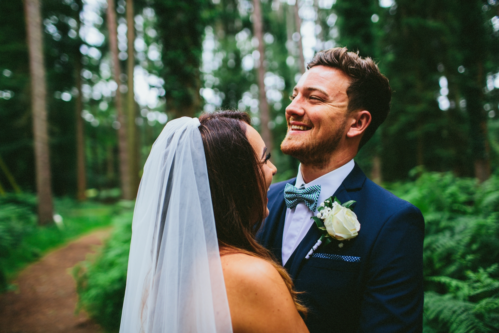 Through The woods we Ran | Bristol and UK wedding photographers