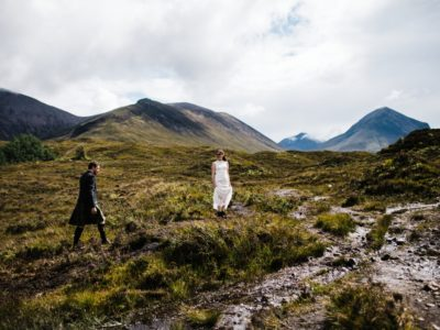 Isle of Skye Elopement - Kirsten & Sean